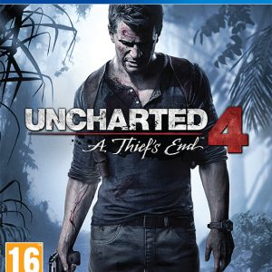 Uncharted 4: A Thief's End (Nordic)