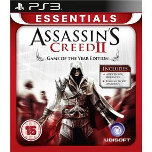 Assassin's Creed 2 Game of the Year (Essentials)