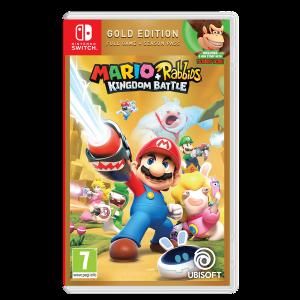 Mario + Rabbids Kingdom Battle (Gold Edition)