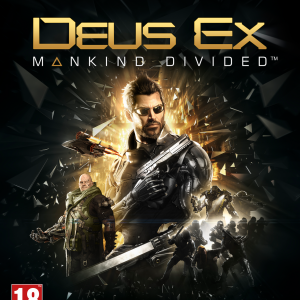 Deus Ex: Mankind Divided (Day One Edition)