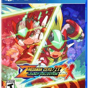 Mega Man Zero/ZX Legacy Collection (Import)