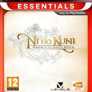 Ni No Kuni: Wrath of the White Witch (Essentials)