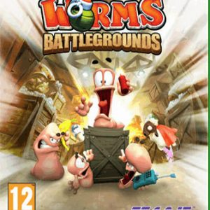 Worms Battlegrounds /Xbox One