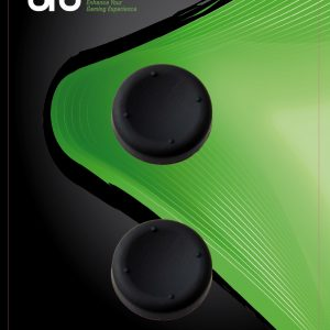 Controller Thumb Grips 2-Pack (ORB)