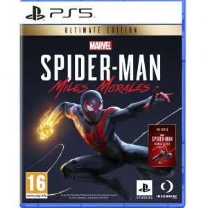 Marvel Spider-man Miles Morales (Ultimate Edition) (Nordic)