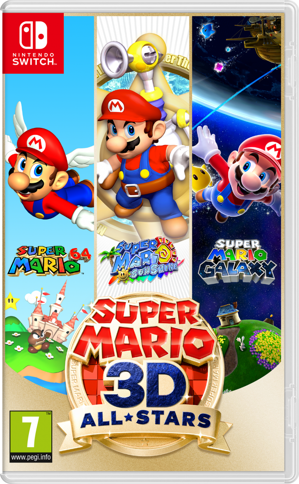 Super Mario 3D All-Stars (IT)