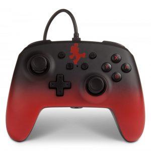 PowerA Nintendo Switch Enh Wired Controller - Mario Fade