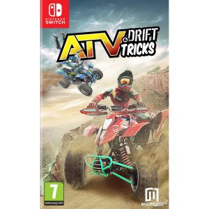 ATV Drift & Tricks (Code in a Box)