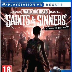 The Walking Dead: Saints & Sinners – The Complete Edition Copy (PSVR)