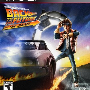 Back To The Future - The Game (Import)