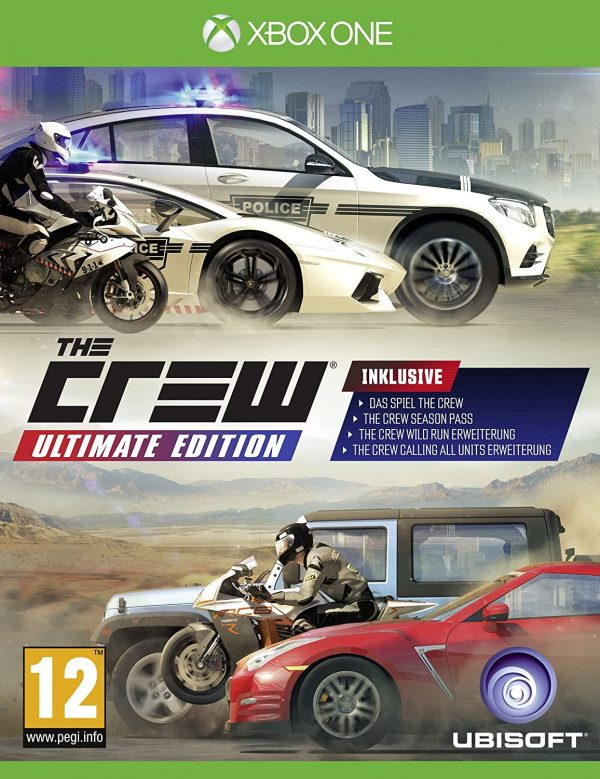 The Crew - Ultimate Edition (FR)