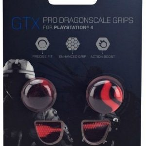 Gioteck Playstation 4 GTX Pro Dragonscale Camo Grips
