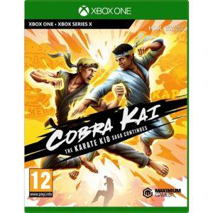 Cobra Kai The Karate Kid Saga