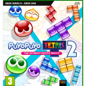 Puyo Puyo Tetris 2 (Launch Edition) Includes Xbox Series X
