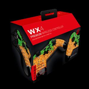 Gioteck Nintendo Switch WX-4 Wireless BT Controller (Cubes)