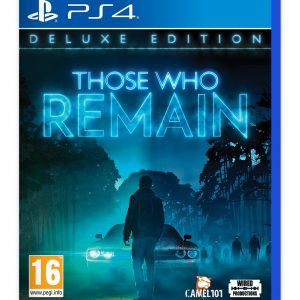 Those Who Remain (Deluxe Edition)