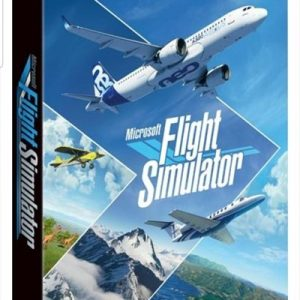 Microsoft Flight Sim 2020 (DVD Format)