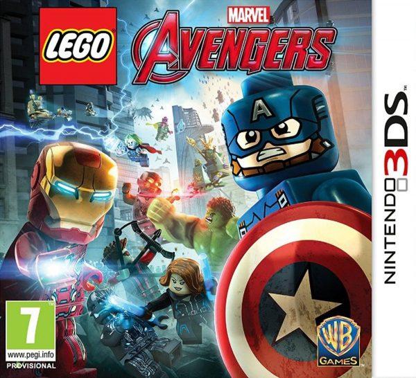 LEGO Marvel Avengers (ES)