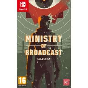 Ministry of Broadcast (Badge Collectors Edition)