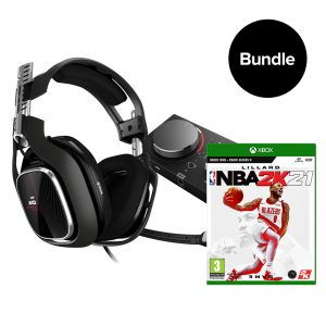 ASTRO A40 TR + MA PRO TR & NBA 2K21 XB1/PC Bundle