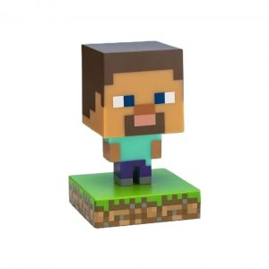 Minecraft - Steve Icon Light