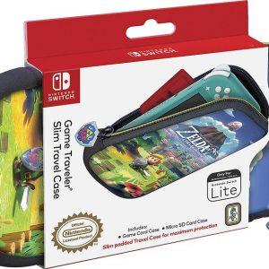 Nintendo Switch Big Ben Lite Slim Travel Case Zelda