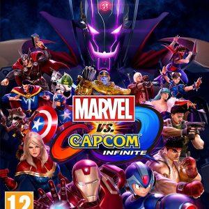 Marvel vs. Capcom: Infinite (UK/Arabic)