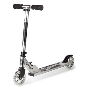 Outsiders - Premium Scooter - Chrome Silver