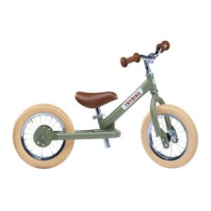 Trybike - 2 Wheel Steel, Vintage Green