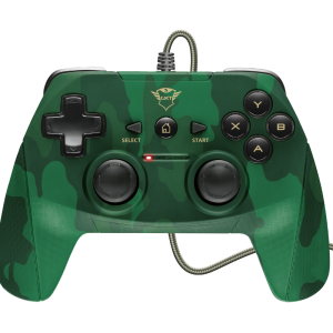 Trust GXT 540C Yula Wired Gamepad- Camo Edition