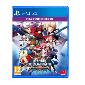 BlazBlue Cross Tag Battle (Special Edition)