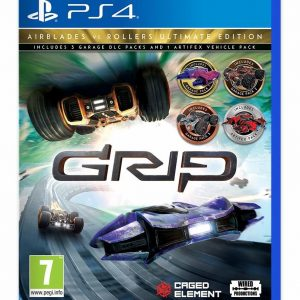 GRIP: Combat Racing - Rollers vs AirBlades Ultimate Edition