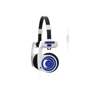 Koss - Headset iPorta Pro 2, White Blueberry (blue)