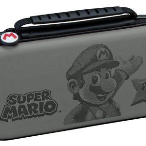 Big Ben Nintendo Switch Official Travel Case Grey Mario