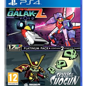 Galak-Z: The Void / Skulls of the Shogun: Bone-A-Fide - Platinum