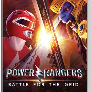 Power Rangers: Battle for the Grid (Import)