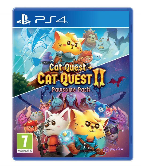 Cat Quest + Cat Quest II: Pawsome Pack