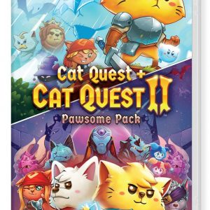 Cat Quest + Cat Quest II: Pawsome Pack