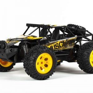 TechToys - Muscle Off-Road 1:12 2,4GHz R/C Metal - Yellow (534617)