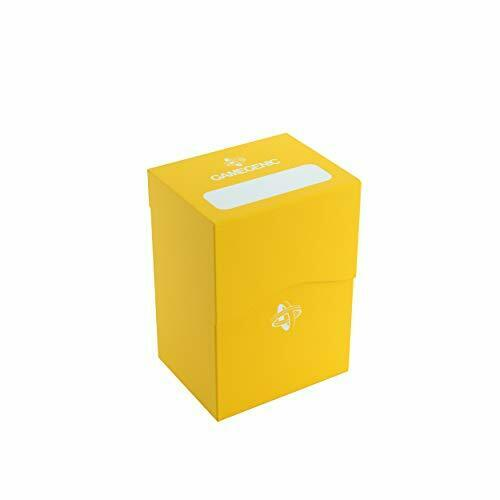 Gamegenic - Deck Holder 80+ Yellow