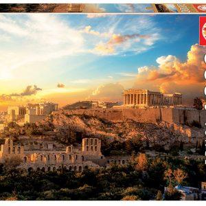 Educa - Puzzle 1000 - Acropolis Atenas (018489)