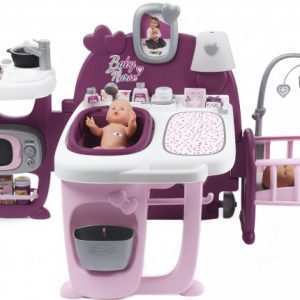 Smoby - Baby Nurse - Large Doll Play Center (I-7220349)