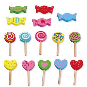 Small Wood - Sweets 15 pcs. (L40010)