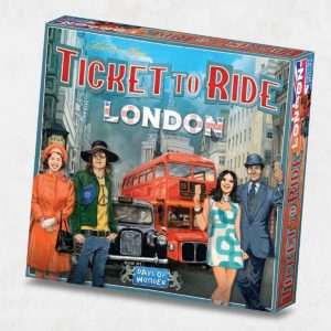 Ticket To Ride - London (Nordic) (DOW720961)