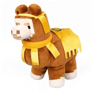 Minecraft 10 Year Anniversary Adventure Llama Plush