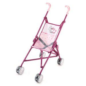 Smoby - Baby Nurse - Foldable Stroller (I-7220406)