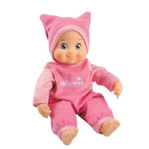 Smoby - Minikiss Doll (I-7210114)