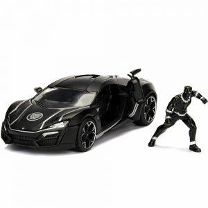 Jada - Marvel Avengers - Black Panther 1:24 (253225004)