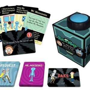 Mr. Meeseeks' Box O' Fun - The Rick and Morty Dice Dares Game
