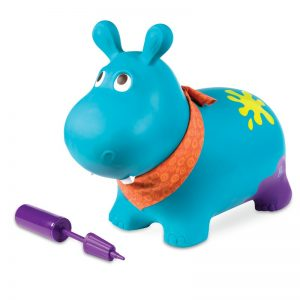B. Toys - Bouncer Hippo Hanky Pants (1505)